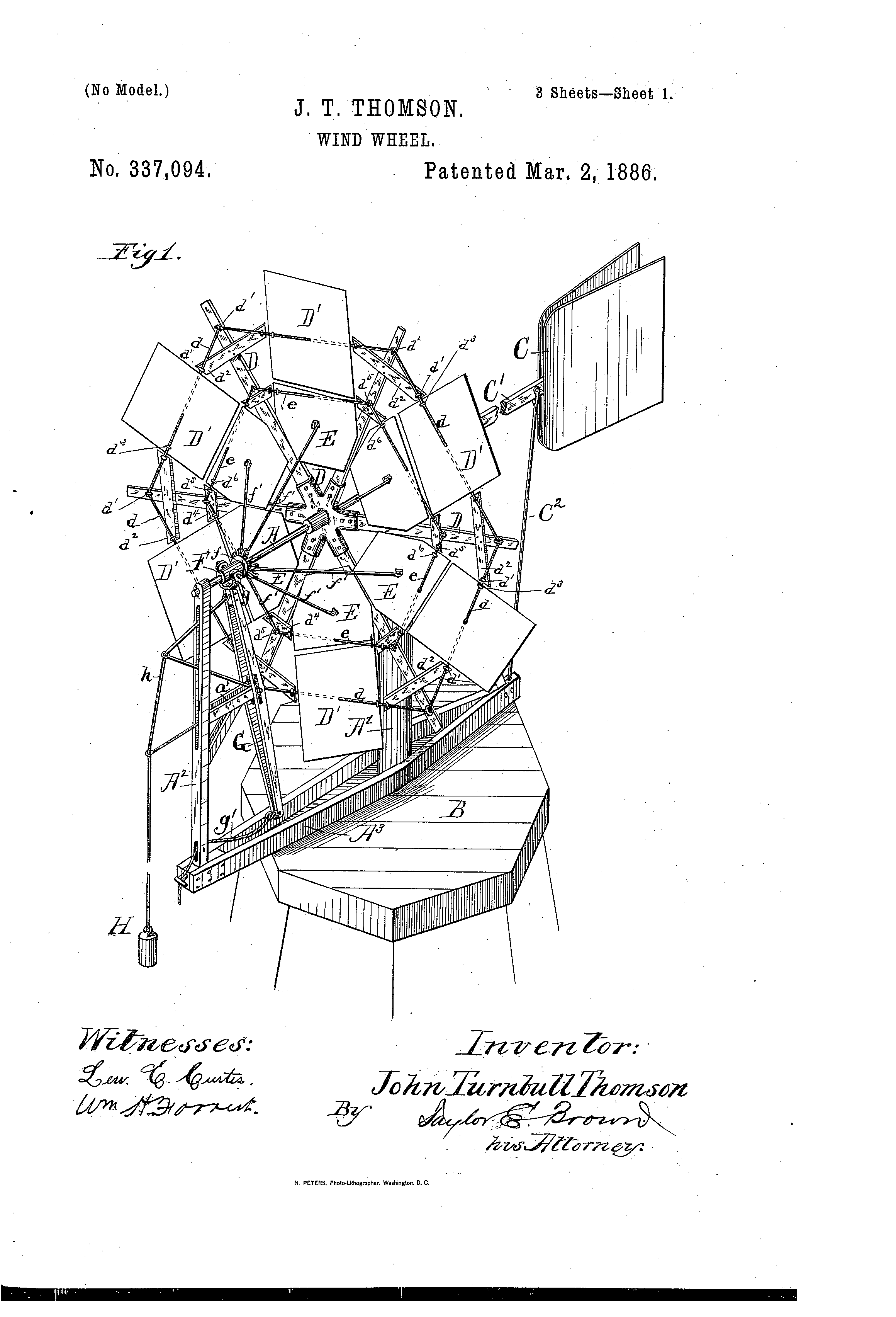 Tape Measure With A Selfregulating Speed Control Mechanism Patent